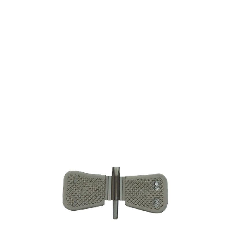 Two Wings Needle Handle 011614 Mould