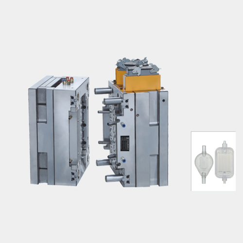 12 Cavity Hot Runner Precision Filter Mould