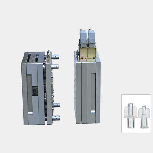 128 Cavity Hot Runner Conduit Seat Hard Needle Holder Mould