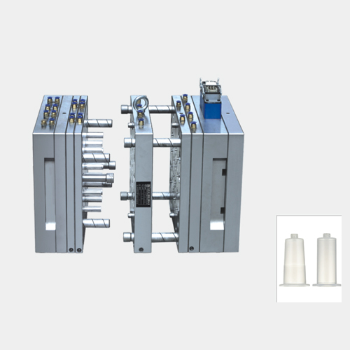 24-Cavity Hot Runner Needle Holder Mould