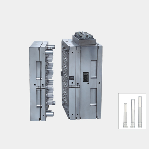 144 Cavity Fully Hot Runner Needle Cap Mould