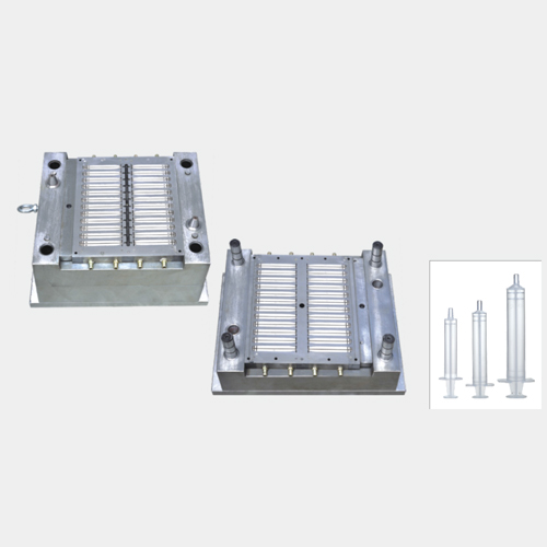 Syringe Pusher Mould