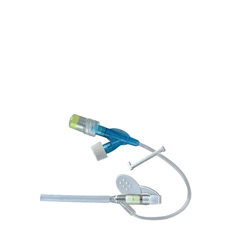 I.V. Catheter Mould