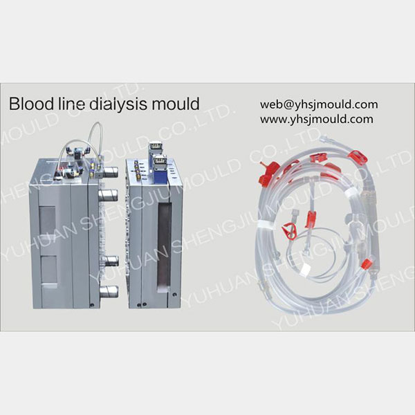 Blood Line Dialysis Mould