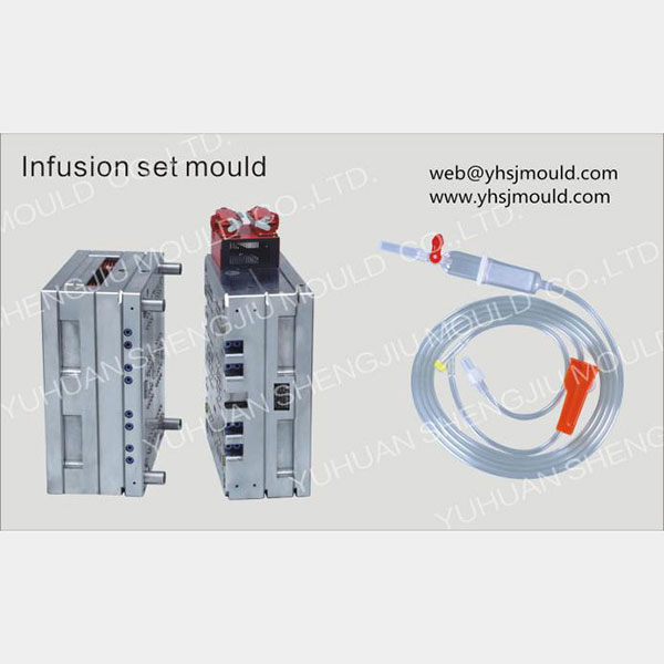 IV Infusion Set Injection Molds