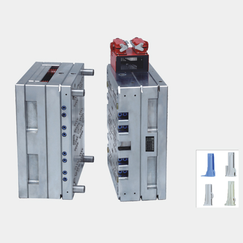 64 Cavity Hot Runner Flow Meter - Wheel Mould