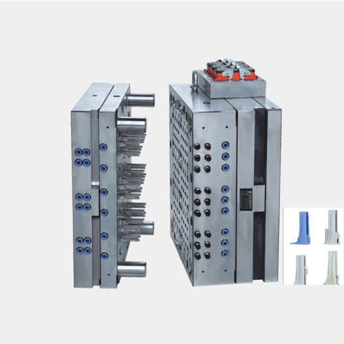 48 Cavity Hot Runner Flow Vessel Shell Mould