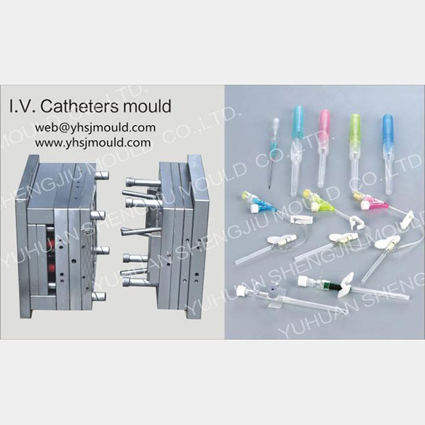 I.V. Catheters Mould