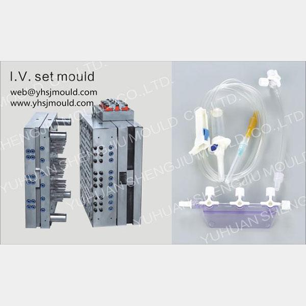 I.V. Set Mould