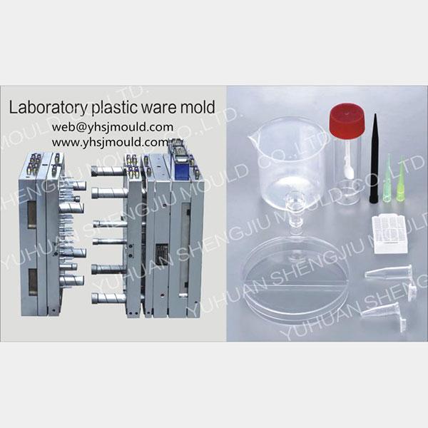 Laboratory Plastic Ware Mold