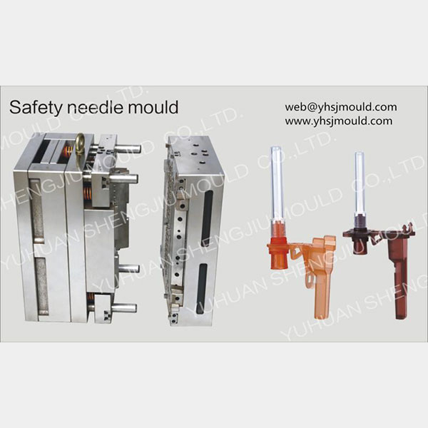 Safety Needle Mould