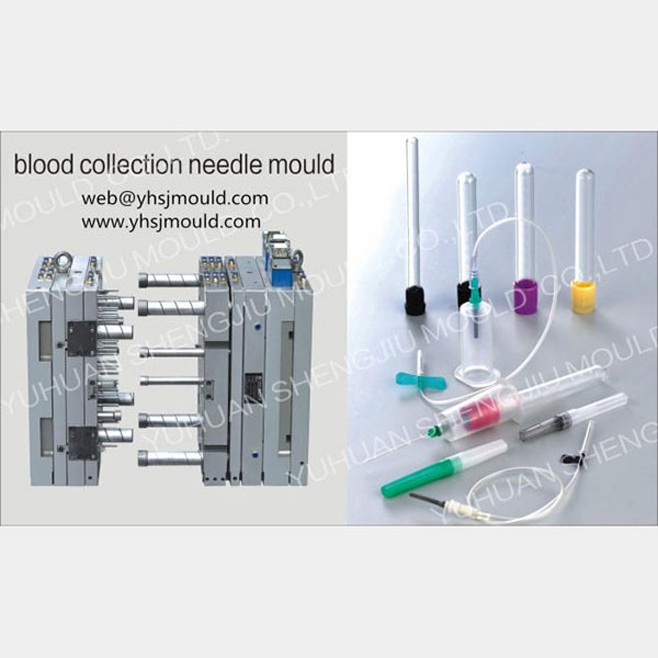 Blood Collection Needle Mould