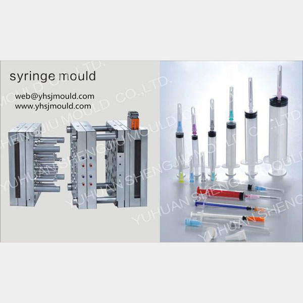 Syringe Injection Molds