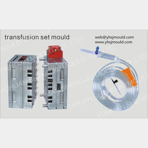 Transfusion Set Mould