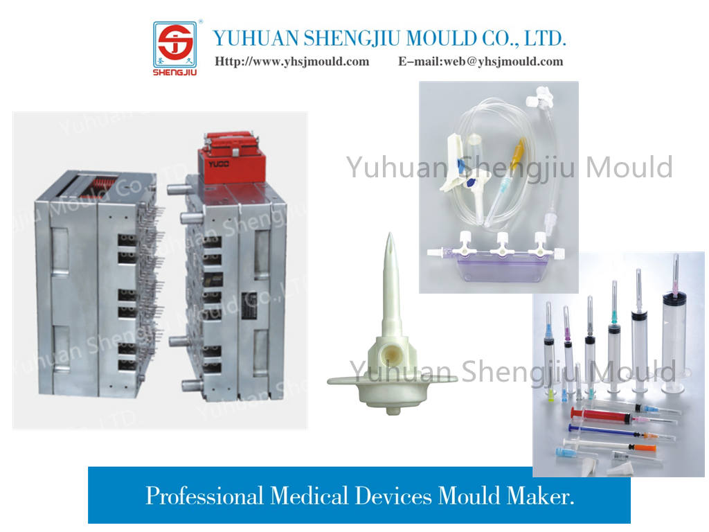 Infusion Set Spike Mould